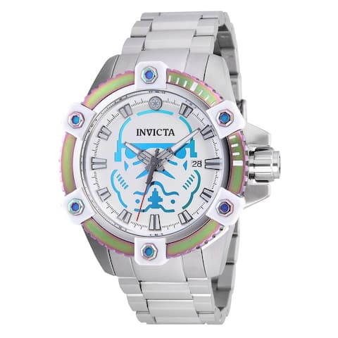 Invicta Men's 26555 'Star Wars' Stormtrooper Automatic Stainless Steel Watch