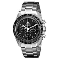 Omega Men's 3570.50.00 'Speedmaster Professional' Chronograph Hand Wind Stainless Steel Watch