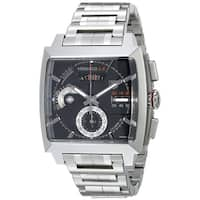 Tag Heuer Men's CAL2110.BA0781 'Monaco' Chronograph Automatic Stainless Steel Watch