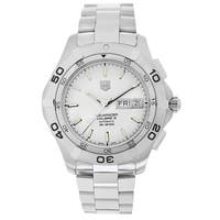 Tag Heuer Men's WAF2011.BA0818 'Aquaracer' Automatic Stainless Steel Watch