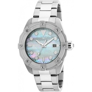 Invicta Women's 20318 'Angel' Stainless Steel Watch