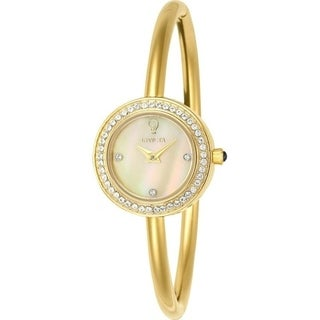 Invicta Women's 23263 'Gabrielle Union' Gold-tone Stainless Steel Watch