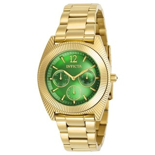Invicta Women's 23749 'Angel' Gold-tone Stainless Steel Watch