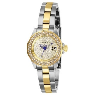 Invicta Women's 28455 'Angel' Stainless Steel Watch