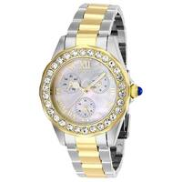 Invicta Women's 28464 'Angel' Stainless Steel Watch