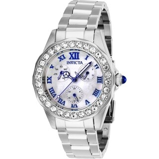 Invicta Women's 28463 'Angel' Stainless Steel Watch