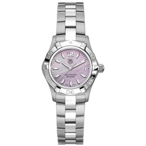 Tag Heuer Women's WAF1418.BA0823 'Aquaracer' Stainless Steel Watch
