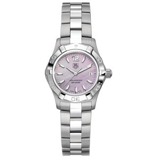 Tag Heuer Women's WAF1418.BA0823 'Aquaracer' Stainless Steel Watch
