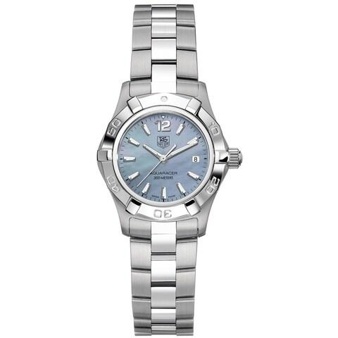 Tag Heuer Women's WAF1417.BA0823 'Aquaracer' Stainless Steel Watch