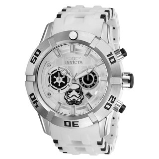 Invicta Women's 26552 'Star Wars' Stormtrooper Stainless Steel Watch