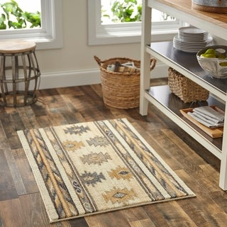 """Mohawk Home Aegean Red Rock Canyon Area Rug (2'6 x 3'9) - 2'6"""" x 3'9"""""""