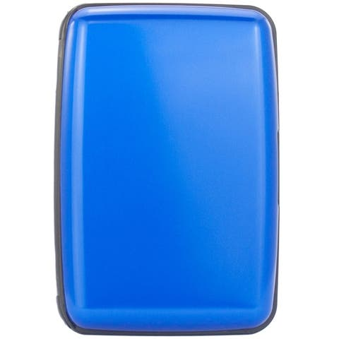 Miami CarryOn RFID Wallet/Credit Card Holder - Prevent Identity Theft