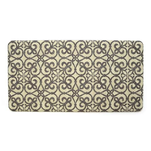 Stephan Roberts Premium Kitchen Anti Fatigue Floor Mat, French Quarter, 20 x 39 in. - N/A