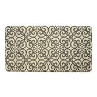Stephan Roberts Premium Kitchen Anti Fatigue Floor Mat, French Quarter, 20 x 39 in. - multi