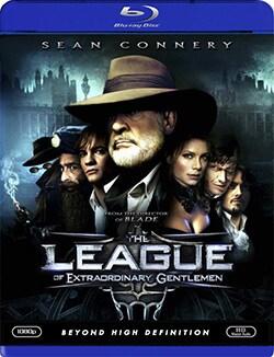 League of Extraordinary Gentlemen (Blu-ray Disc)