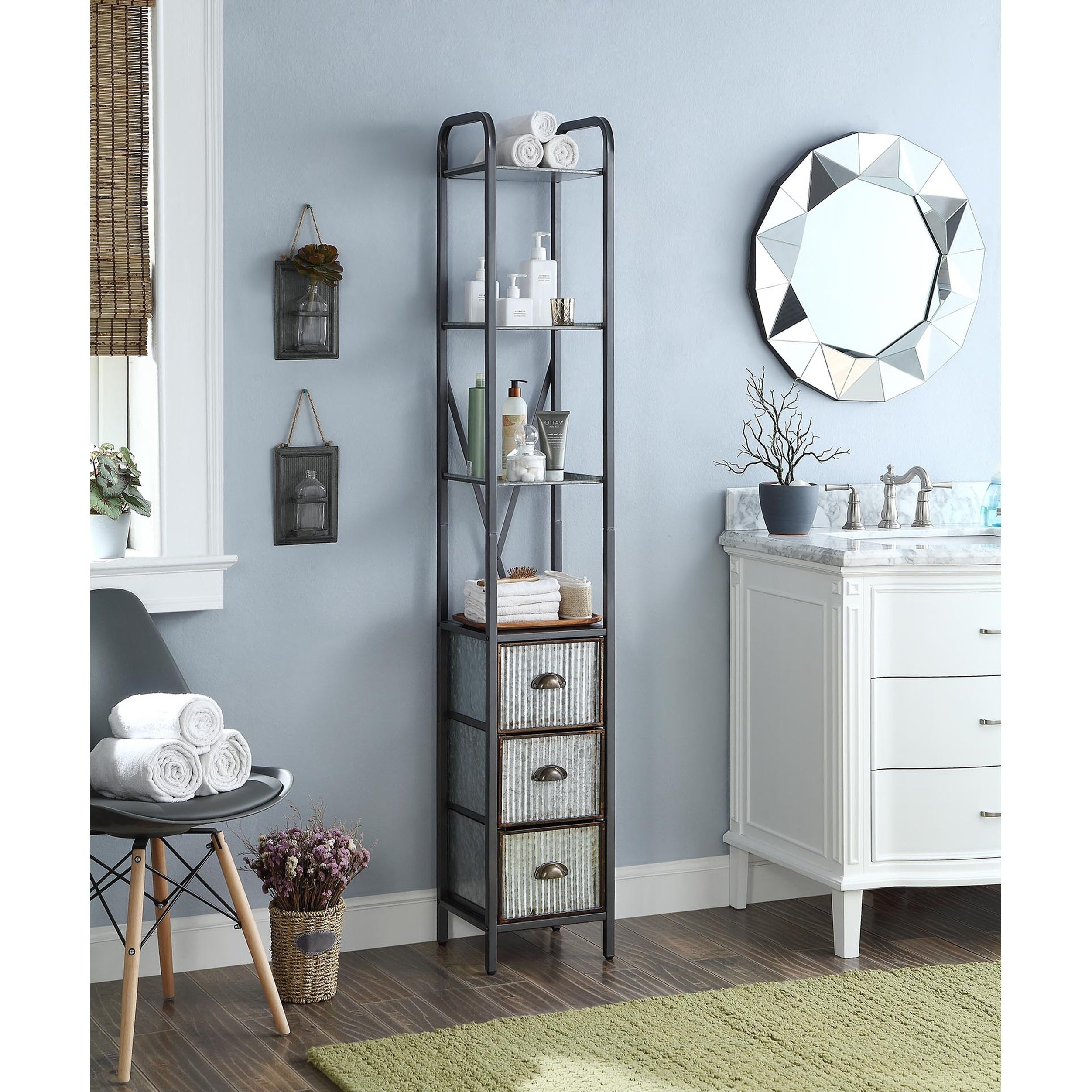 low priced dfd7a cc63f Metal Bathroom Furniture | Find Great Furniture Deals ...
