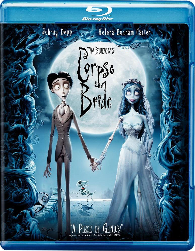 Corpse Bride (Blu-ray Disc)