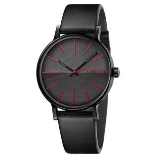 Calvin Klein Boost Red Stick Index Men's Watch