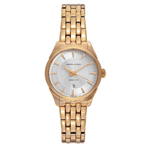 Hamilton Jazzmaster Lady Rose Gold Women's Watch