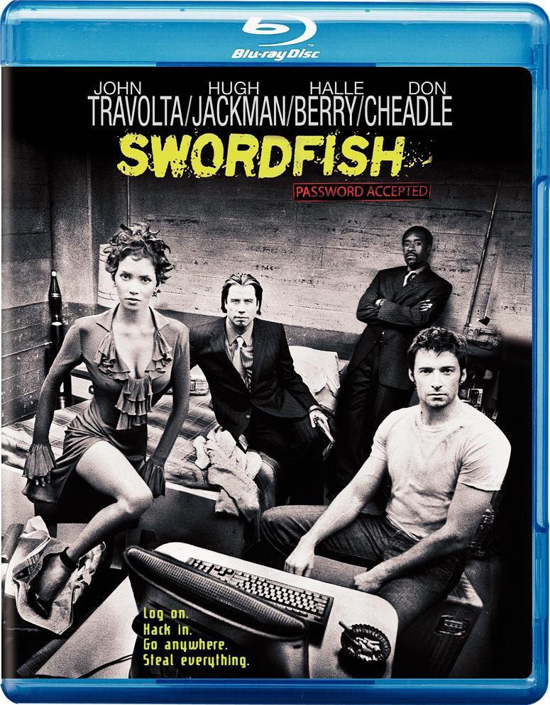 Swordfish (Blu-ray Disc)