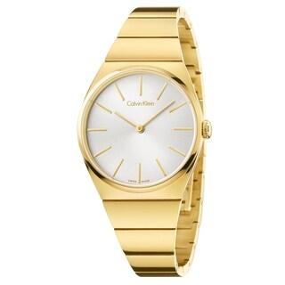 Calvin Klein Supreme Gold Women's Watch