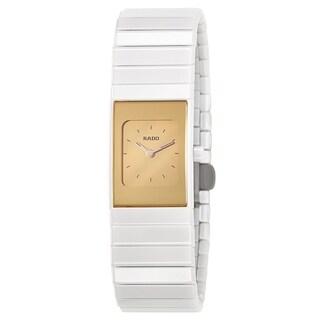 Rado Ceramica White Women's Watch
