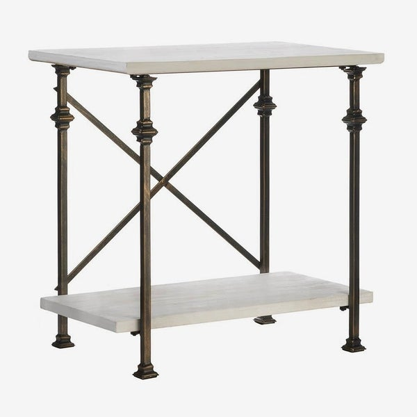 Rustic Sofa Tables For Sale: Shop Windham Rustic Metal Frame Sofa Table