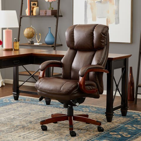 La-Z-Boy Fairmont Big & Tall Traditions Executive Office Chair