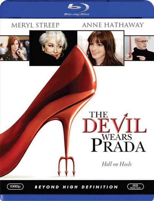 The Devil Wears Prada (Blu-ray Disc)
