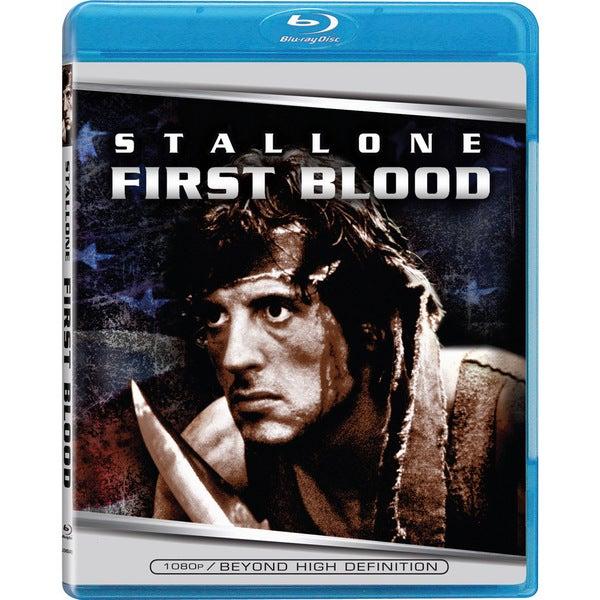 Rambo First Blood (Blu-ray Disc)
