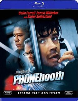 Phone Booth (Blu-ray Disc)
