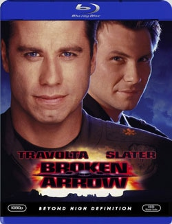 Broken Arrow (Blu-ray Disc)