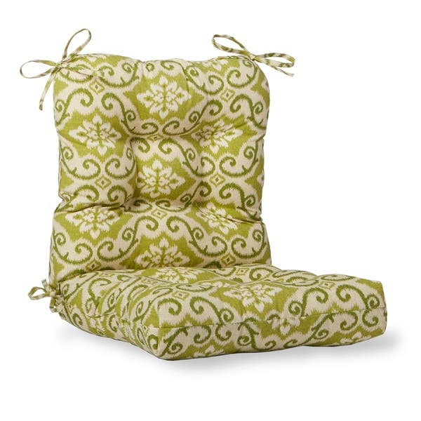 Outdoor Seat Back Chair Cushion