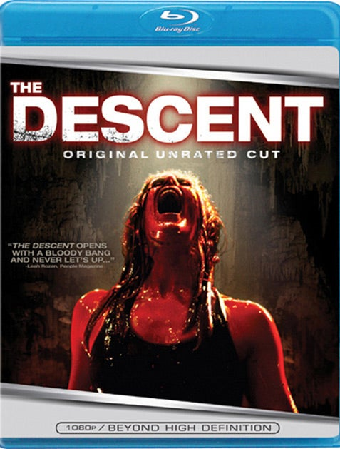 The Descent (Blu-ray Disc)