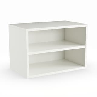 Blox Stackable Storage Shelving System Divider Unit by Way Basics LIFETIME GUARANTEE