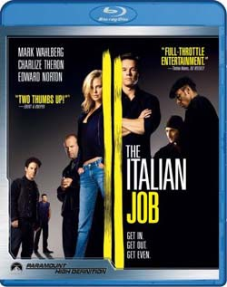 The Italian Job (Blu-ray Disc)