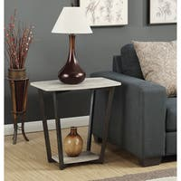 Porch & Den Bywater Clouet  Modern End Table