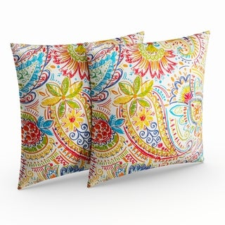 Buy Square Outdoor Cushions Pillows Online At Overstock Our Best
