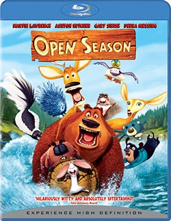 Open Season (Blu-ray Disc)