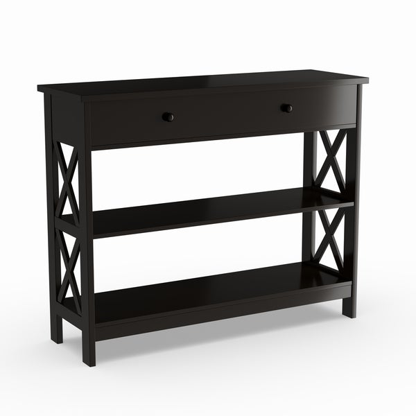 Astonishing Buy Black Console Tables Online At Overstock Our Best Machost Co Dining Chair Design Ideas Machostcouk