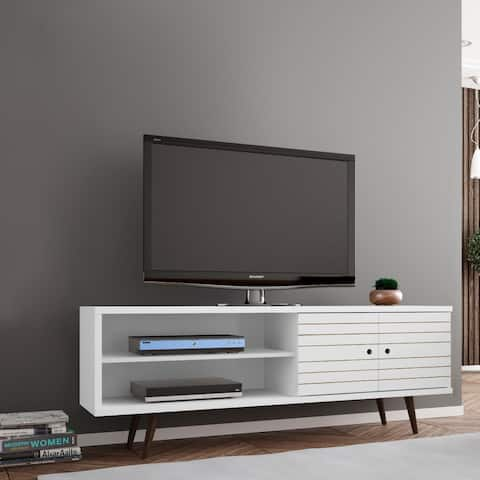 Carson Carrington Sortland Wooden Modern TV Stand