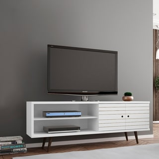 Link to Carson Carrington Sortland Wooden Modern TV Stand Similar Items in TV Stands & Entertainment Centers