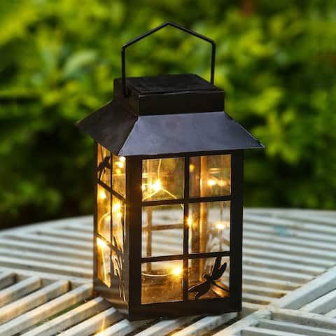 Havenside Home Hudson Solar Light Lantern