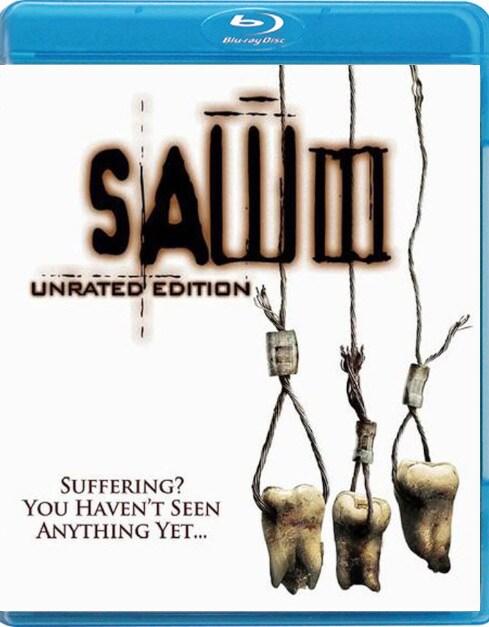 Saw III (Blu-ray Disc)