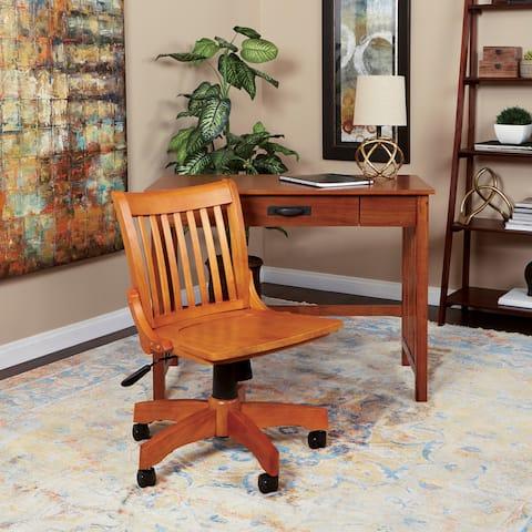 Copper Grove Hakai Wooden Bankers Chair