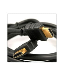 INSTEN Black 6.5-foot 5-piece HDMI-HDMI Cable Set