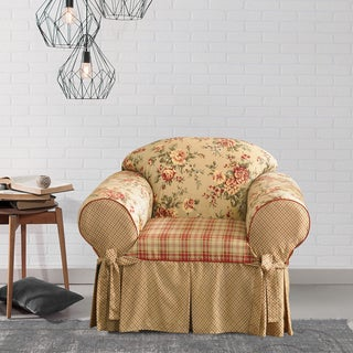 Sure Fit Lexington Washable Chair Slipcover