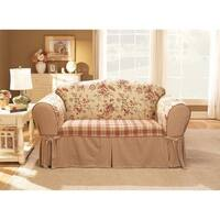 Sure Fit Lexington Washable Loveseat Slipcover