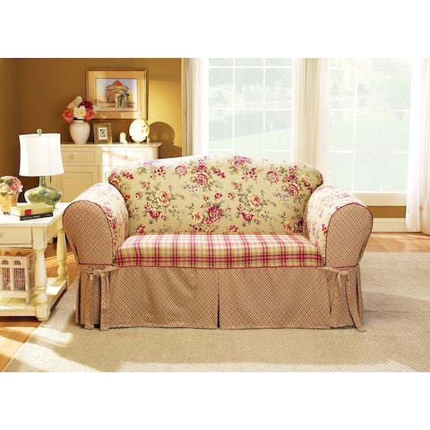 Sure Fit Lexington Washable Sofa Slipcover