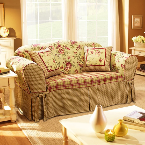 Sure Fit Lexington Washable Sofa Slipcover 10530621